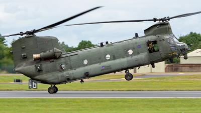 ZA708 - Boeing Chinook HC.6 - United Kingdom - Royal Air Force (RAF)