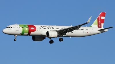 A picture of CSTJJ - Airbus A321251N - TAP Air Portugal - © AL-Alan Lebeda