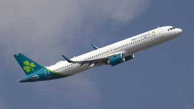 A picture of EILRB - Airbus A321253NX - Aer Lingus - © Alan Lippitt