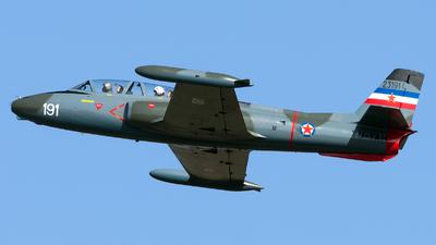 YU-YAH - Soko G-2A Galeb - Private