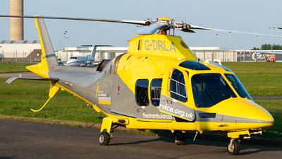 G-DRLA - Agusta-Westland AW-109SP GrandNew - Sloane Helicopters