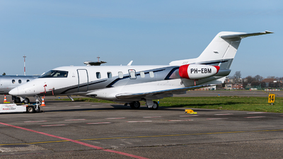 PH-EBM - Pilatus PC-24 - Private