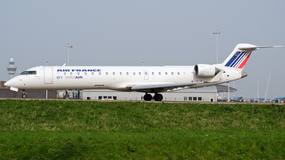 F-GRZL - Bombardier CRJ-701 - Air France (Brit Air)
