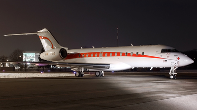 9M-CJG - Bombardier BD-700-1A10 Global Express - Private