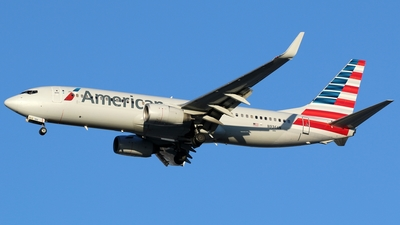 N936AN - Boeing 737-823 - American Airlines