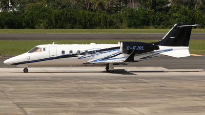 C-FJOL - Bombardier Learjet 60 - Private