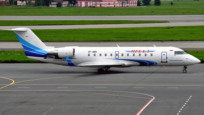 VP-BBE - Bombardier CRJ-200ER - Yamal Airlines