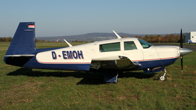D-EMOH - Mooney M20J - Westflug Aachen