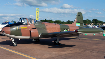 G-PROV - Hunting Percival Jet Provost T52 - Private