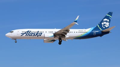 A picture of N428AS - Boeing 737990(ER) - Alaska Airlines - © Daniel Klein