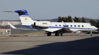 N41EL - Gulfstream G650ER - Pegasus Elite Aviation