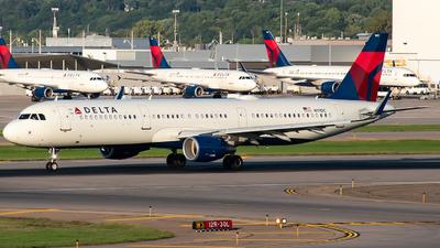 N111DC - Airbus A321-211 - Delta Air Lines