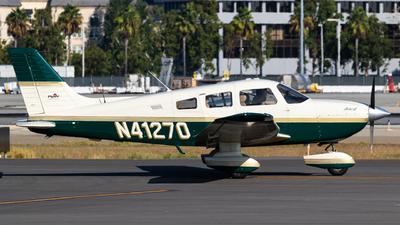 A picture of N41270 - Piper PA28181 - [2843251] - © Alex Crail