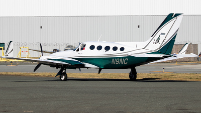 N9NC - Cessna 414A Chancellor - Private
