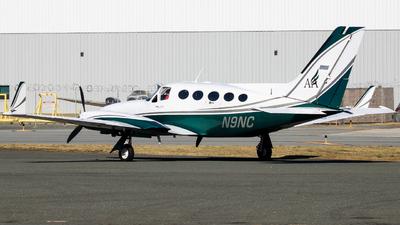 A picture of N9NC - Cessna 414A Chancellor - [414A0202] - © Giovanni Segarra Ortiz