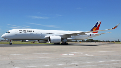 RP-C3503 - Airbus A350-941 - Philippine Airlines