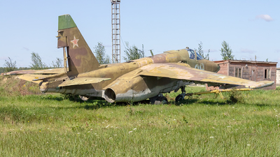 09 - Sukhoi Su-25 Frogfoot - Soviet Union - Air Force