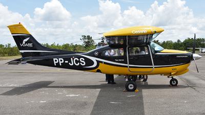 PP-JCS - Cessna 210L Centurion II - Voare Táxi Aéreo