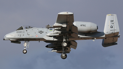 79-0144 - Fairchild A-10C Thunderbolt II - United States - US Air Force (USAF)