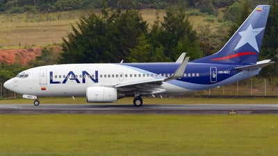 HK-4627 - Boeing 737-73S - LAN Colombia (Aires Colombia)