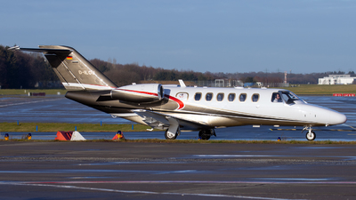 D-ILOU - Cessna 525 Citationjet CJ2+ - Sylt Air