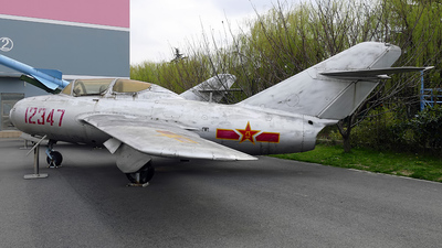 12347 - Mikoyan-Gurevich MiG-15UTI Midget - China - Air Force