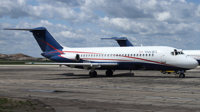 N196US - McDonnell Douglas DC-9-15(F) - USA Jet Airlines
