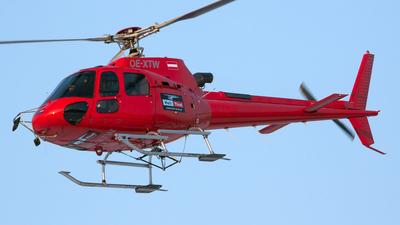 OE-XTW - Aerospatiale AS 350 Ecureuil B3 - Knaus Helicopter