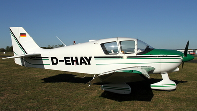 D-EHAY - Robin DR253B Regent - Private
