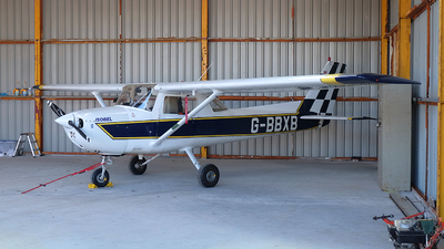 G-BBXB - Reims-Cessna FRA150L Aerobat - Private