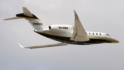 XA-GMG - Cessna 750 Citation X - Private