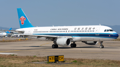 B-1803 - Airbus A320-214 - China Southern Airlines