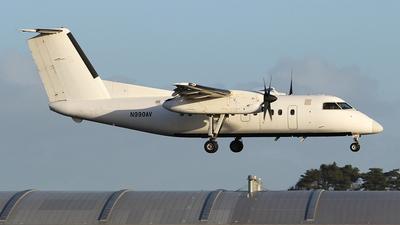 A picture of N990AV - De Havilland Canada Dash 8100 - [099] - © Ian Howat