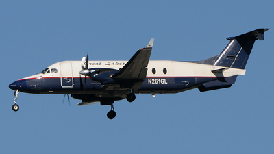 N261GL - Beech 1900D - Great Lakes Airlines