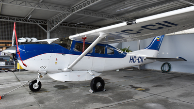 HC-CII - Cessna 206H Stationair - Private