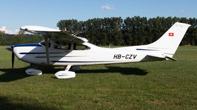 HB-CZV - Cessna 182S Skylane - Flugbetriebs AG Sarnen-Kägiswil