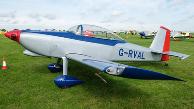 G-RVAL - Vans RV-8 - Private