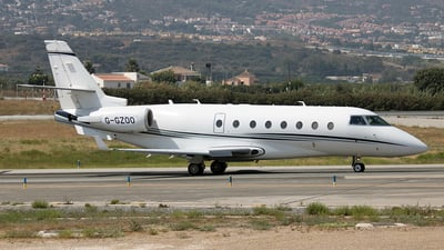 G-ZZOO - Gulfstream G200 - Private