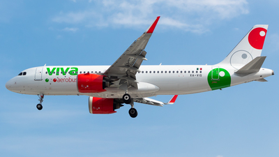 A picture of XAVIS - Airbus A320271N - VivaAerobus - © Antonio Velasco (MAS Aviation Press)
