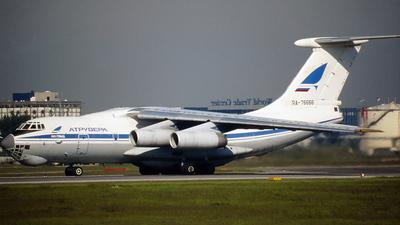 RA-76666 - Ilyushin IL-76TD - Atruvera Air Transport Company