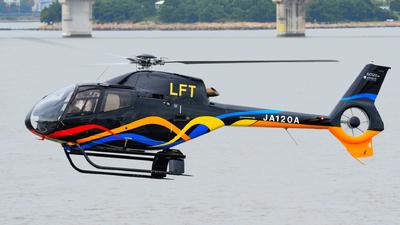 JA120A - Eurocopter EC 120B Colibri - Private