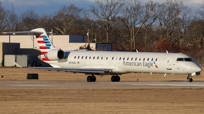 A picture of N610NN - Mitsubishi CRJ900LR - American Airlines - © Ne jets