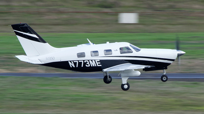 A picture of N773ME - Piper PA46M350 - [4636684] - © Geoff Landes
