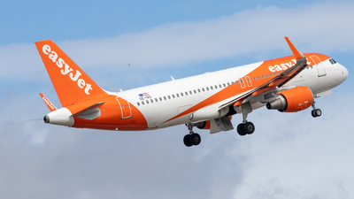 OE-IVD - Airbus A320-214 - easyJet Europe
