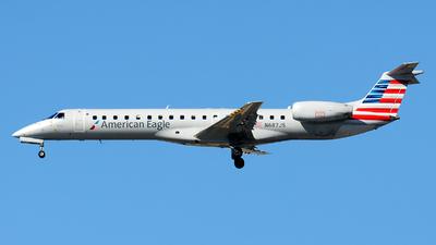A picture of N687JS - Embraer ERJ145LR - American Airlines - © Alexander Portas