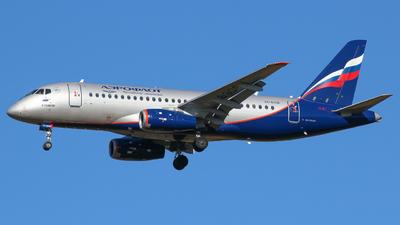 RA-89061 - Sukhoi Superjet 100-95B - Aeroflot