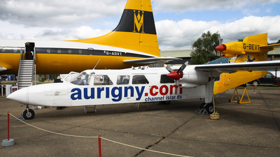 G-BEVT - Britten-Norman BN-2A Trislander - Aurigny Air Services