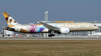A6-BLA - Boeing 787-9 Dreamliner - Etihad Airways