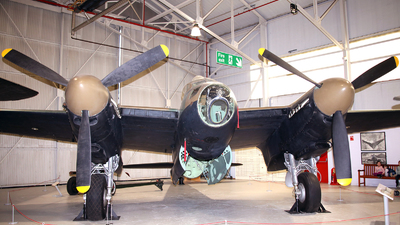 TA639 - De Havilland DH-98 Mosquito TT.35 - United Kingdom - Royal Air Force (RAF)