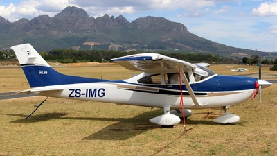 ZS-IMG - Cessna 182T Skylane - Private